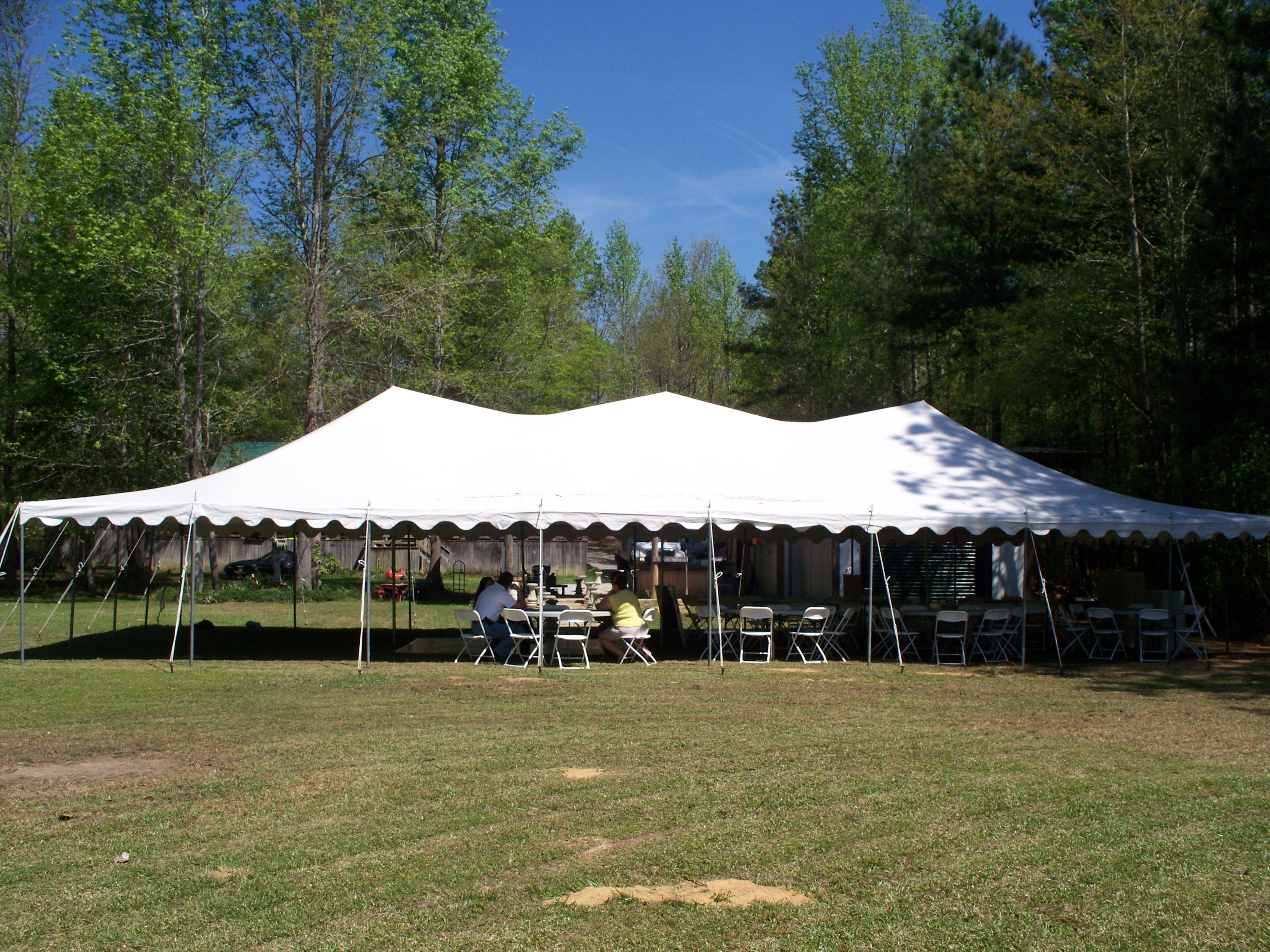 30 x 60 White Wedding Tent . & Wedding Tents u2013 Tent Tech Inc