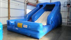 Splash Blue Slide