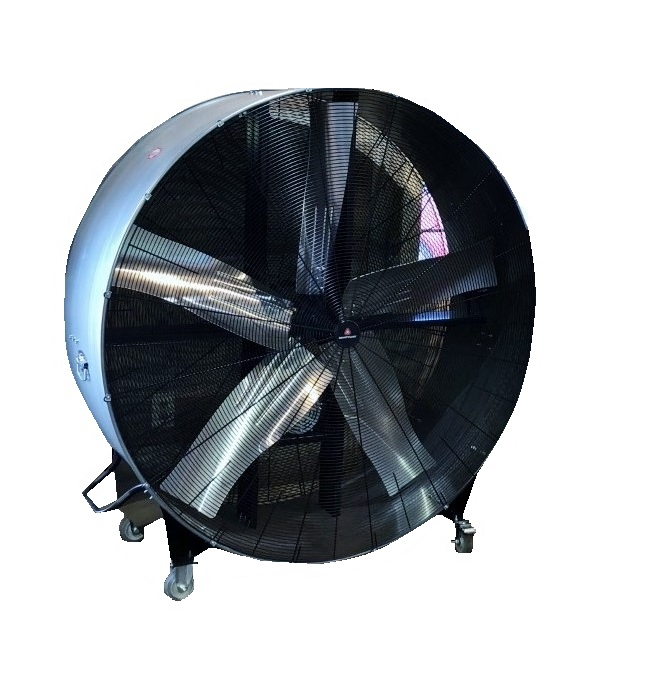 Barrel Industrial Fan