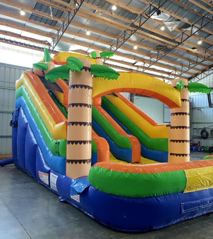 Adventure Island Double Slide